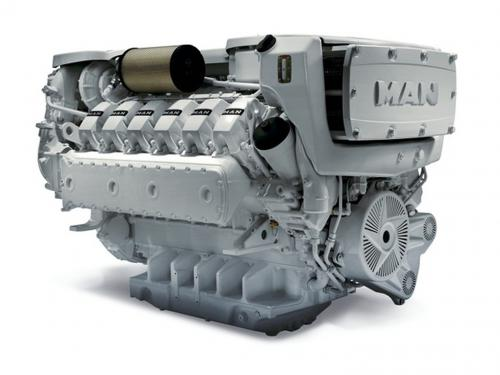 MAN Engines D2862 (light  medium  heavy duty)