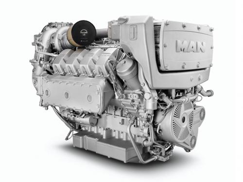 MAN Engines D2868 (light  medium  heavy duty)