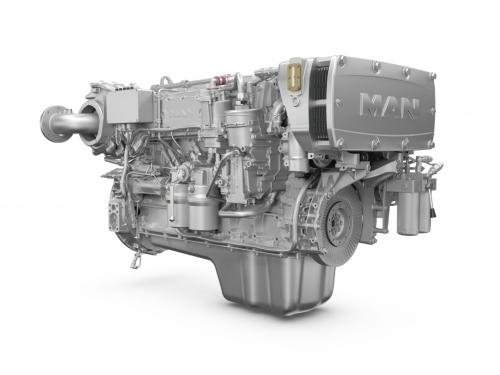 MAN Engines D2676 (light medium  heavy duty)